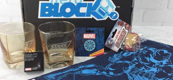 Nerd Block January 2017 Subscription Box Review + Coupon
