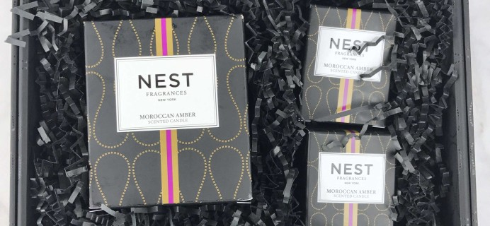 Next By Nest Fragrances February 2017 Subscription Box Review