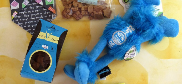 PawPals With Annie! February 2017 Subscription Box Review + Coupon