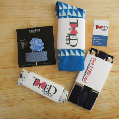 TYED by DeDe January 2017 Subscription Box Review + Coupon