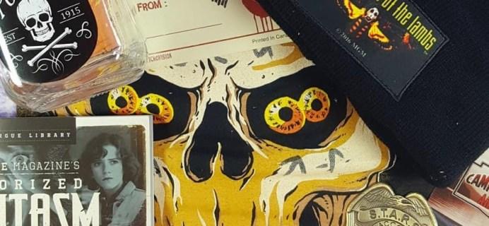 Horror Block January 2017 Review & Coupon