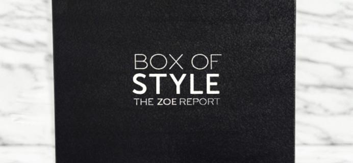 Rachel Zoe Box of Style Selection Time + New Addons + Coupons!