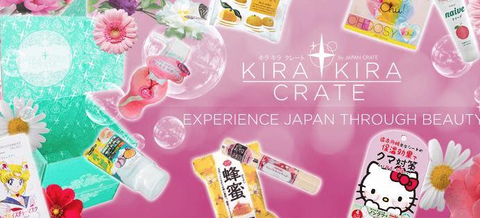 Kira Kira Crate $10 Off Coupon – 3 Days Only!