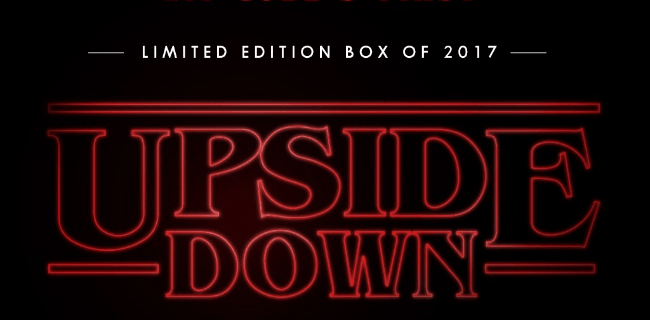Lit-Cube Limited Edition Stranger Things Themed Box On Sale!