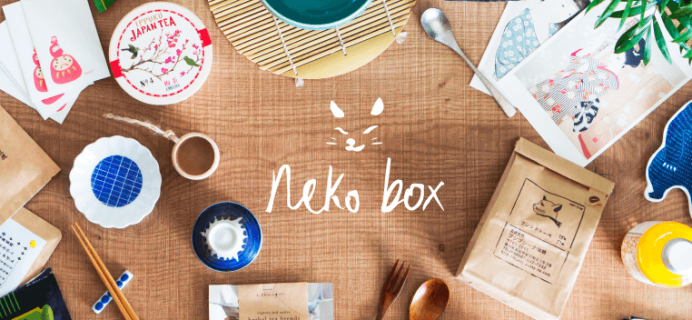 Neko Box November 2018 Theme Spoilers + Coupon!