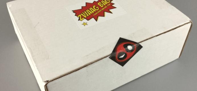 Zwaag Bag Subscription Box Closing