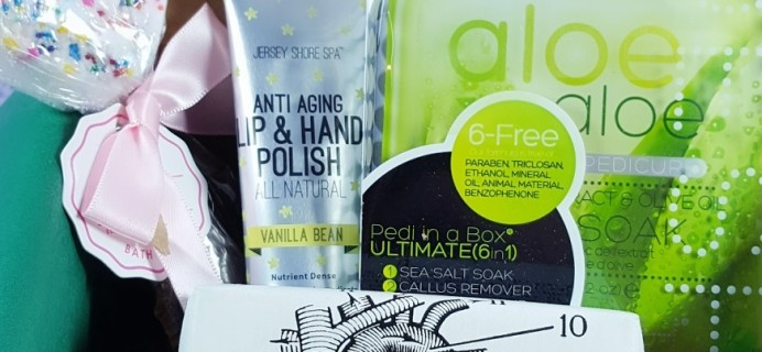 Terra Bella Subscription Box Review + Coupon – February 2017