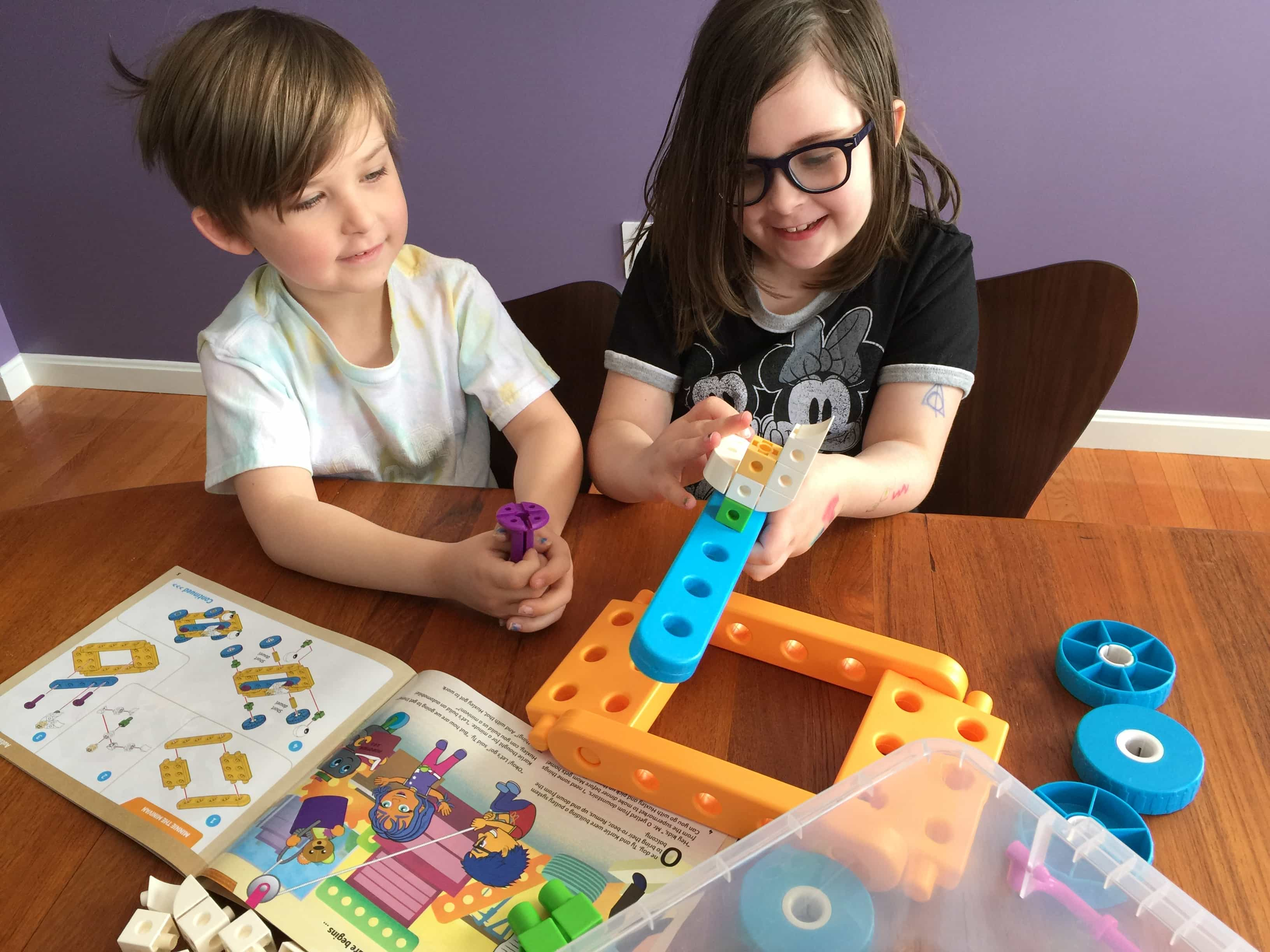 Amazon STEM Toy Club March 2017 Subscription Box Review