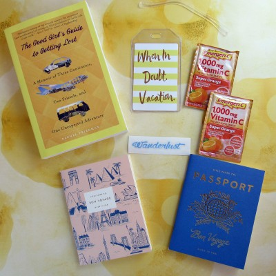 Hello Book Lover March 2017 Subscription Box Review