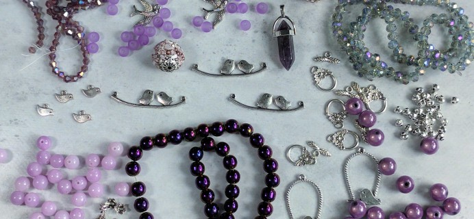 Bargain Bead Box Subscription Box Review – March 2017