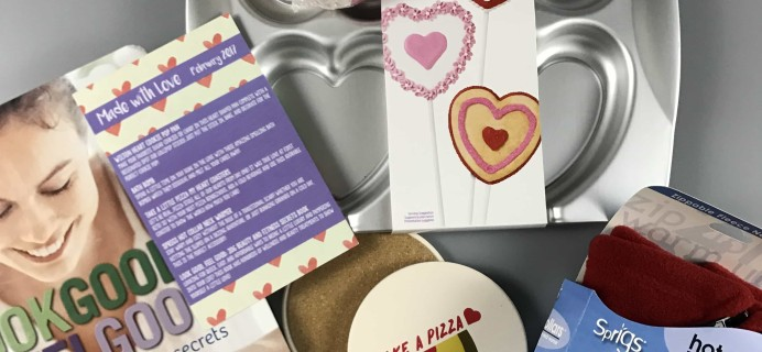 Peaches and Petals February 2017 Subscription Box Review &Coupon