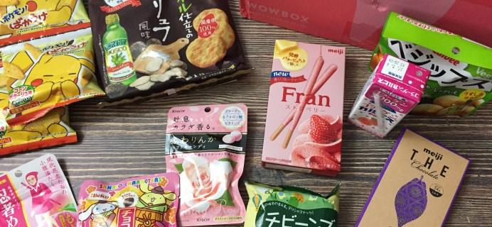 Wow Box Kawaii & Beauty February 2017 Subscription Box Review