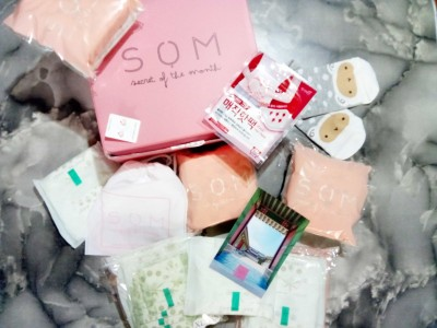 Secret of the Month Box March 2017 Subscription Box Review