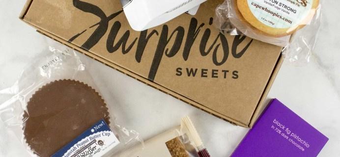 Amazon Prime Surprise Sweets Box March 2017 Review