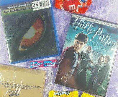 My Discount DVD Club March 2017 Subscription Box Review