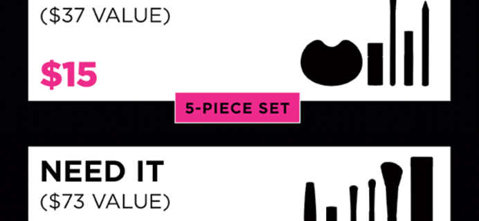 Sigma Beauty Mystery Haul Boxes Available Again!