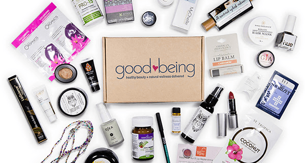 Goodbeing Spring 2017 Bonus Box Available Now!