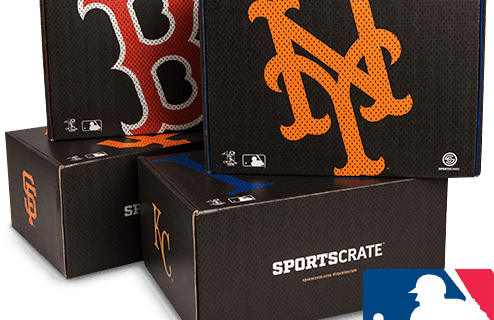 Sports Crate: MLB Edition Diamond Crate August 2018 SPOILERS + Coupon!
