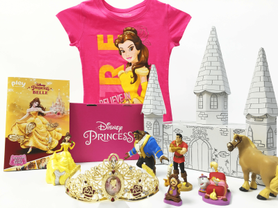 Disney Princess PleyBox Coupon: 50% Off First Box!