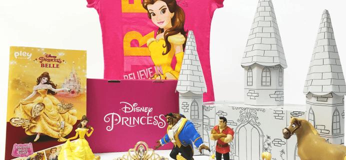 Disney Princess PleyBox Coupon: 50% Off First Box!