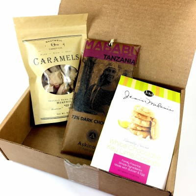 Treatsie January 2017 Subscription Box Review + Coupon