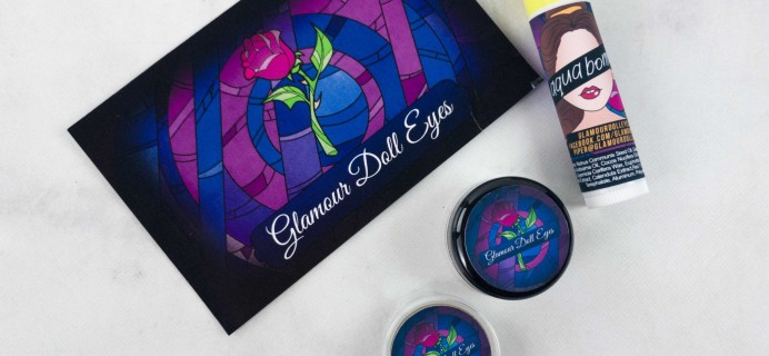 Glamour Doll Eyes OTM March 2017 Subscription Box Review