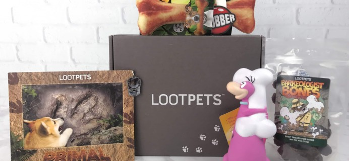 Loot Pets March 2017 Review & Coupon