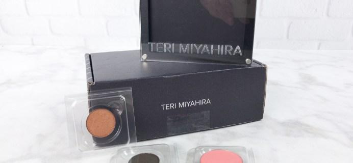 Teri Miyahira Beauty February 2017 Subscription Box Review