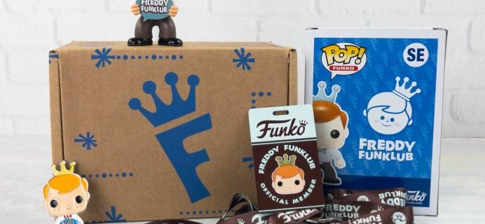 2016 Funko FunKlub Kit Review
