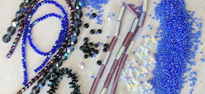 BeadCrate Subscription Box Review – April 2017