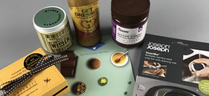 Mary's Secret Ingredients Subscription Box Review & Coupon – Spring 2017
