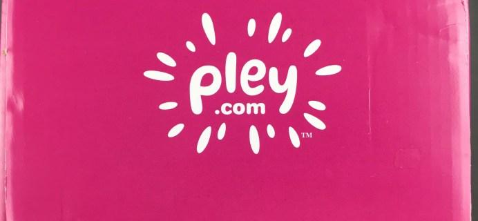 Disney Princess Pleybox March 2017 Subscription Box Review