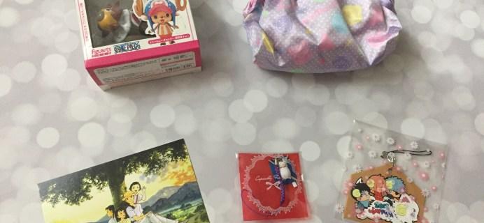 Betoyo Bento April 2017 Subscription Box Review