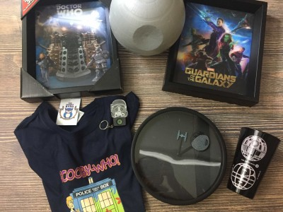 The Nerdy Byrd April 2017 Subscription Box Review + Coupon