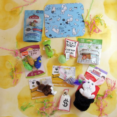 Purr-Packs April 2017 Subscription Review & Coupon – Fun and Love Size!