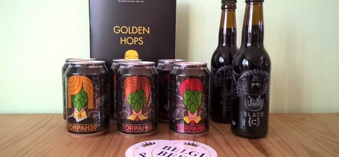 Belgibeer Subscription Box Review – April 2017