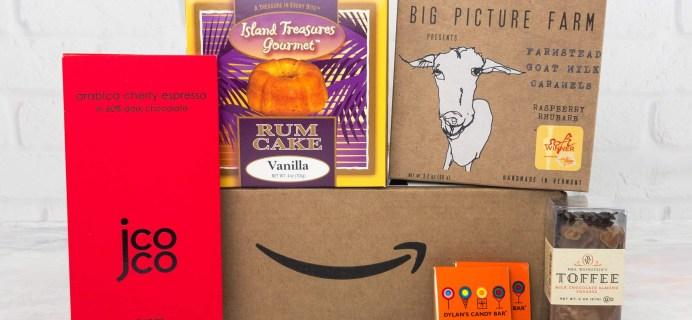 Amazon Prime Surprise Sweets Box April 2017 Review #2