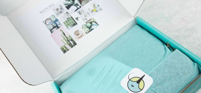 Nestify Box April 2017 Subscription Box Review + Coupon