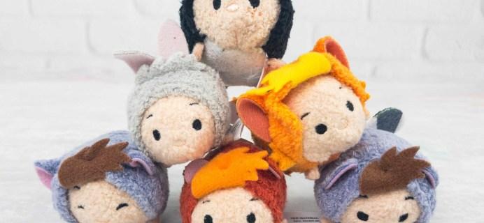 Disney Tsum Tsum April 2017 Subscription Box Review