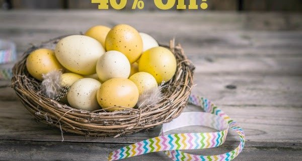 Bramble Box Easter Sale: 40% Off First Box Coupon!