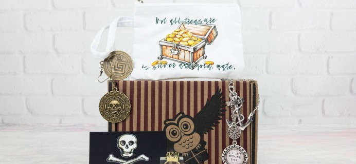 Fandom of the Month Club April 2017 Subscription Box Review & Coupon