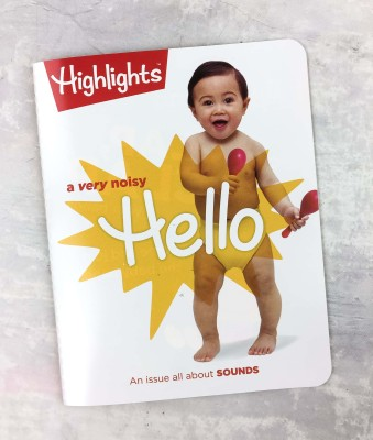 Highlights Hello May 2017 Subscription Review