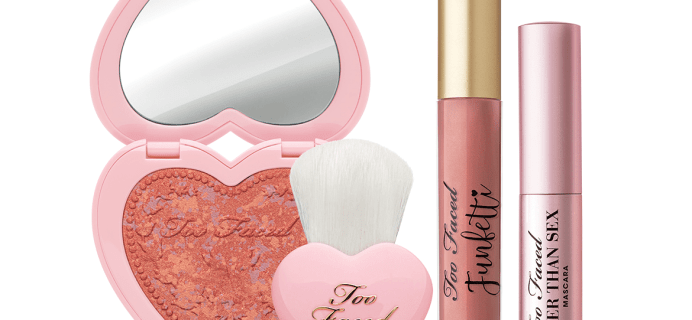 Too Faced April's Fools $30 Set – No Joke, TODAY ONLY!