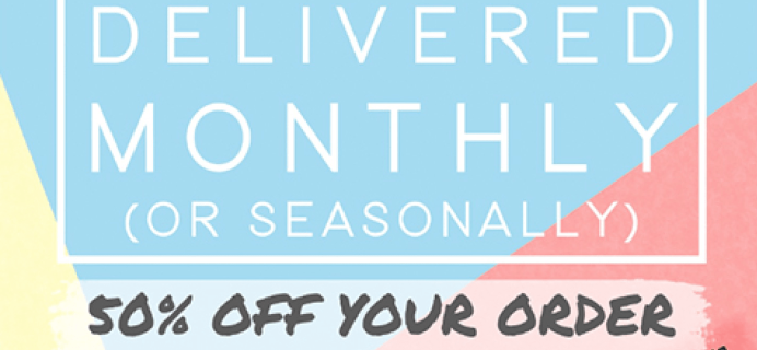 Casely Coupon: 50% Off Your First Month!
