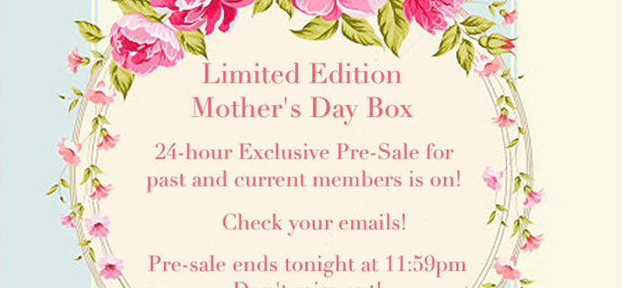 Limited Edition White Willow Mother's Day Box + Full Spoilers