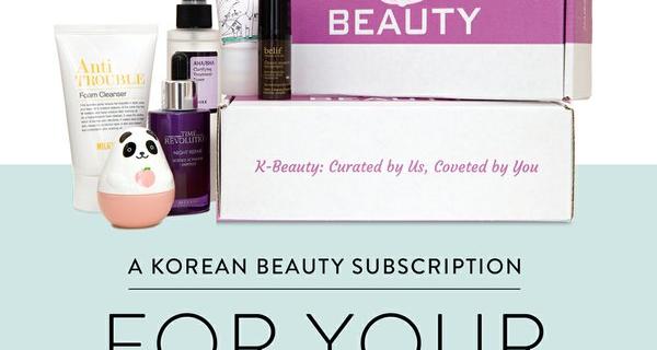 Jini Beauty K-Beauty Subscription Box Friends & Family Sale!