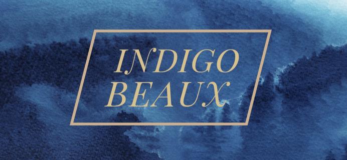 Indigo Beaux December 2018 Spoilers!