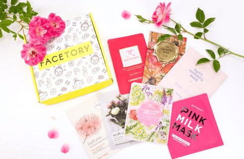 Facetory Mother's Day Limited Edition Box Now Available + Coupon!