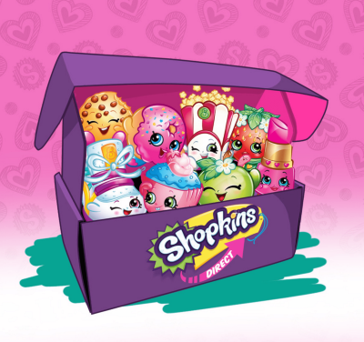 Shopkins Direct Winter 2017 Box Full Spoilers!