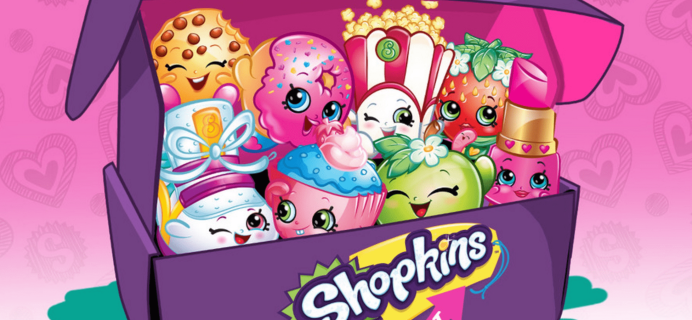 Shopkins Direct Winter 2017 Box Full Spoilers!